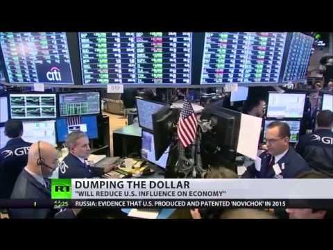 Dumping The Dollar Iran Joins Stan China Russia To Limit Use Of Us Currency