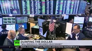 Dumping the dollar: Iran joins Pakistan, China & Russia to limit use of US currency