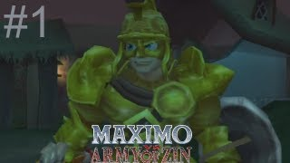 Let's Play Maximo Vs Army of Zin Part 01: Return to Hell