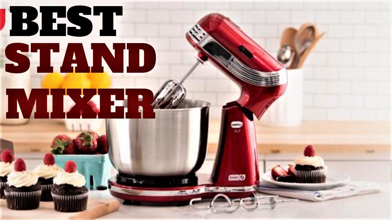 Top 5: Best Stand Mixers - Best kitchen Stand Mixers