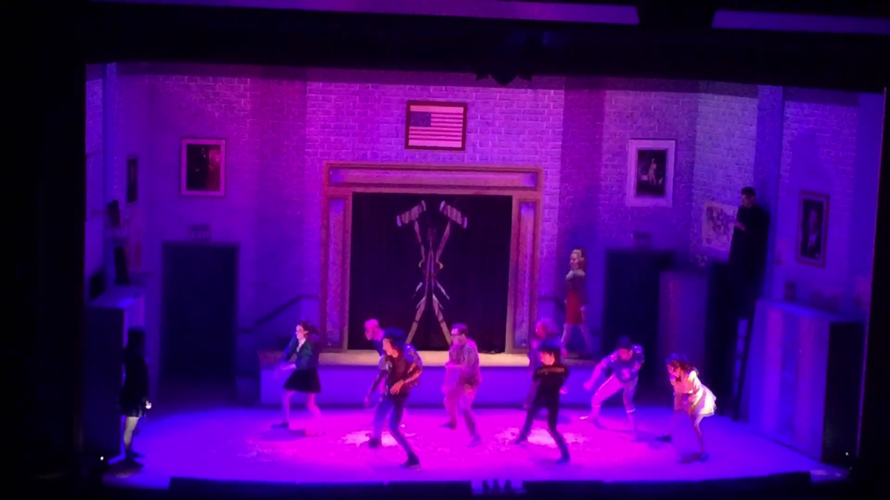 Candy Store: Heathers The Musical: Australian cast Sydney ...