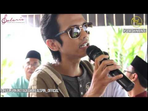 Khalis Real Spin ft Ammy Fara - Memori Berkasih (Rumah Terbuka Selangor FM) HD