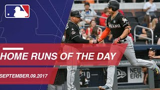 Check out all the homers around the Majors: 9/9/17 thumbnail