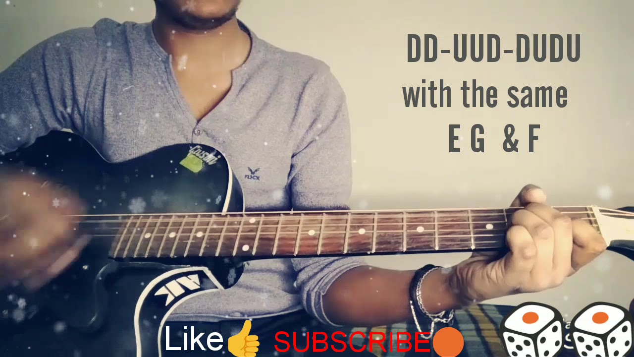 Tera Zikrdarshan Ravalguitar Easy Chords Youtube