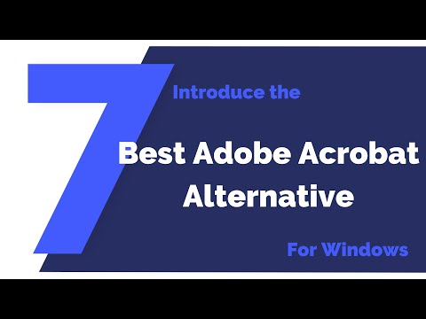 Adobe Acrobat Alternative Check The Best Alternatives To Acrobat