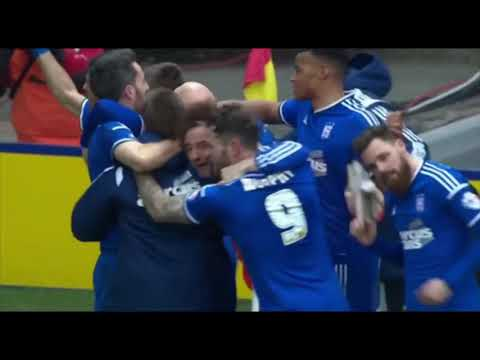 Tribute to Mick McCarthy   ITFC