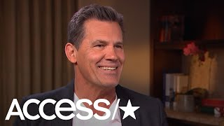 'Avengers: Infinity War's' Josh Brolin Talks Thanos, Calling Mark Ruffalo For Advice | Access