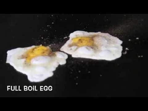 Indian Street food - Best 10 Egg Dishes of India