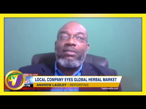 Local Company Eyes Global Herbal Market   TVJ Business Day