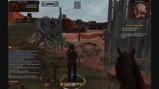 Fallen Earth Welcome to the Apocalypse    Open Beta Gameplay