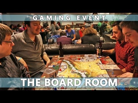 The Board Room Game Cafe