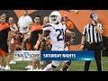Recap: J.J. Taylor's big rushing day paces Arizona football past Oregon State