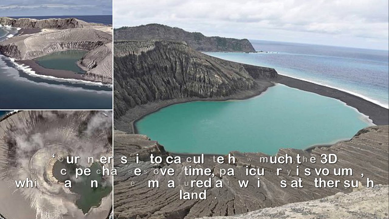 Pacific island hunga tonga hunga haapai could survive youtube pacific island hunga tonga hunga haapai could survive sciox Images