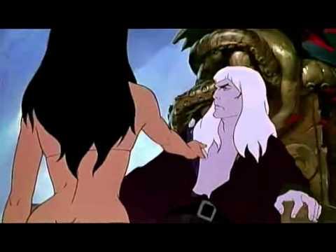 tygra:-hielo-y-fuego---escena-donde-necron-trata-con-la-princesa