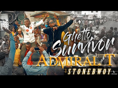 Admiral T - Ghetto Survivor mp3 ke stažení