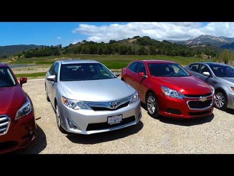 2014 Midsize Sedan Comparison - Kelley Blue Book