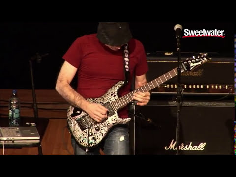 Joe Satriani Plays