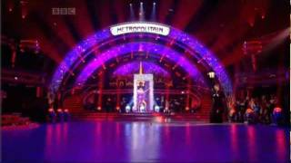 Pasha Kovalev & Chelsee Healey - Argentine Tango (dance only)
