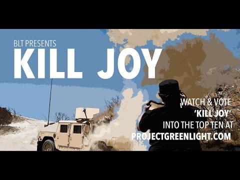 Kill Joy - Outtakes/Blooper Reel