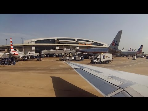 *FULL DEPARTURE* American Airlines Super MD-80 | Dallas Fort Worth International Airport