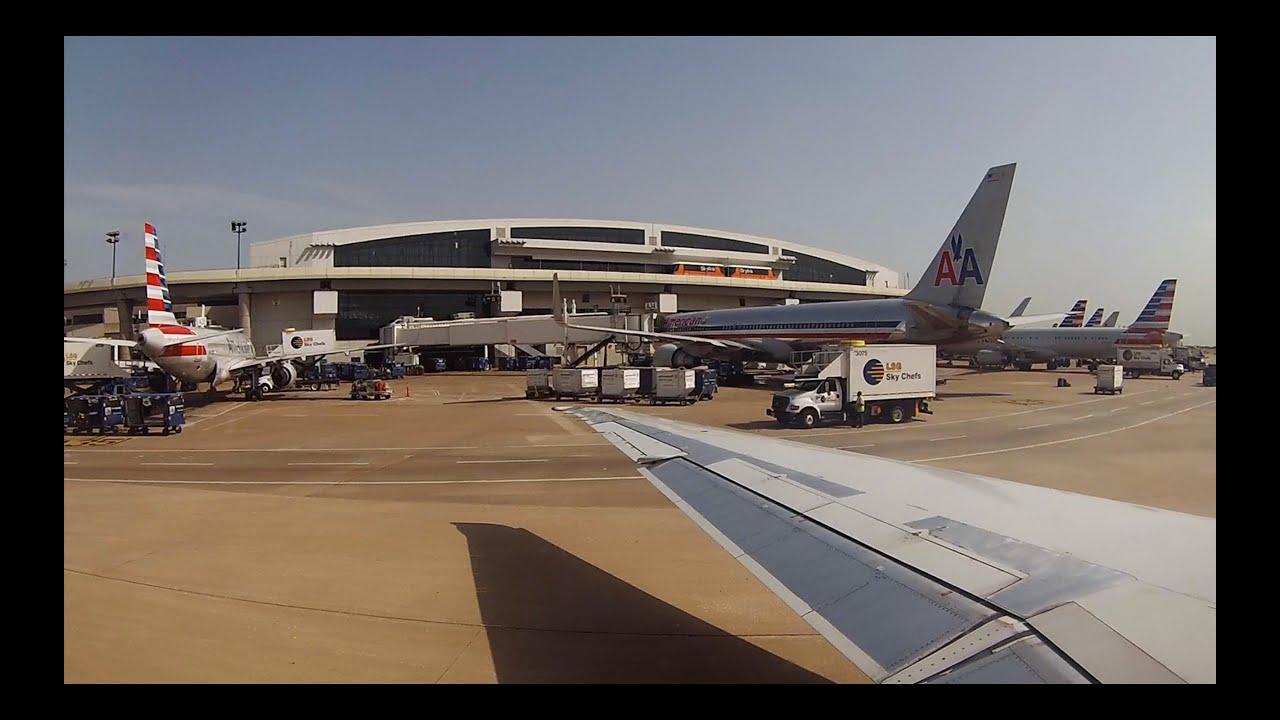 Full Departure American Airlines Super Md 80 Dallas
