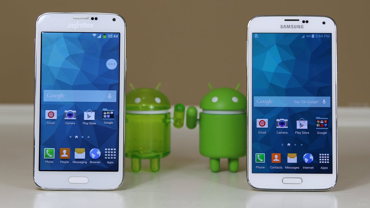 samsung galaxy s5 for 117 how to spot a fake youtube. Black Bedroom Furniture Sets. Home Design Ideas