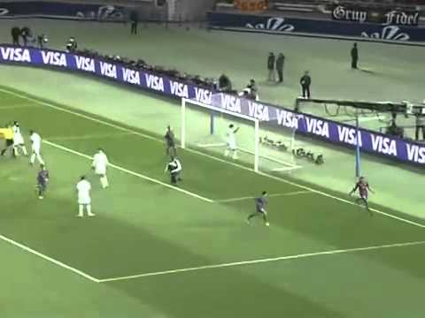 Barcelona vs Al-Sadd (4-0) - All Goals - The FIFA Club World Cup [15/12/11]