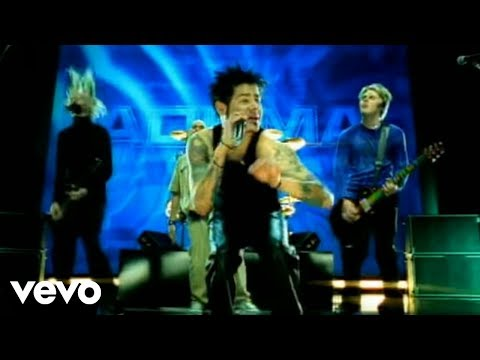 Adema - The Way You Like It (Official Video)