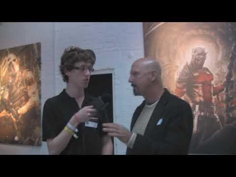 EA Winter Showcase: Joe Kucan (Kane) Interview