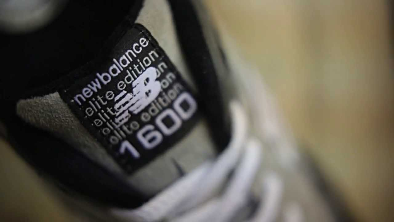 New Balance 1600 CM1600CB