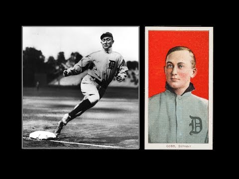 Ty Cobb: The Ultimate Collection (Interview and Footage)