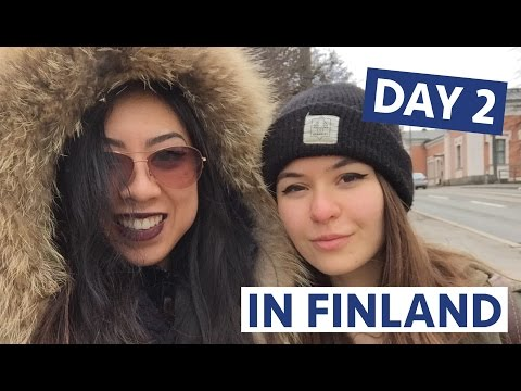 VLOG #134: Day 2 in Helsinki, Finland - April 18, 2016 | Erica Joaquin
