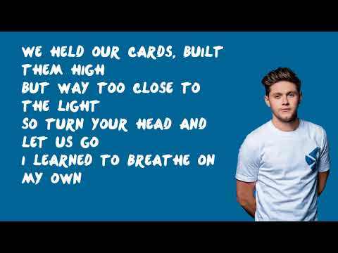 Paper Houses - Niall Horan (Lyrics)