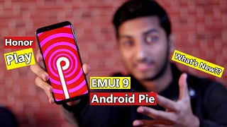 Official Honor Play EMUI 9 & Android 9 Pie Update!! What's New??
