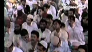 DUA by Bashir Farooqi Sahib  first Program on QTV LIVE 12 RABI UL AWAL.