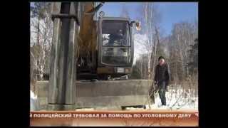 Авария на газопроводе в Верхней Пышме