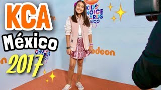 KIDS CHOICE AWARDS MÉXICO 2017 / PREMIOS NICKELODEON - GibbyAventuras