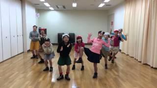 良い部屋ネットのCMダンスコンテストへ挑戦しました! 笑顔で元気に楽し...