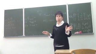 Алгебра и геометрия.  Практика. Ранг матрицы.