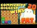 CasinoGrounds Community Biggest Wins #20 / 2018