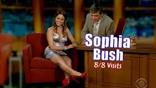"Sophia Bush - ""Take A Nibble Of You Downstairs"" - 8/8 Visits In Chron. Order [Almost Entirely HD]"