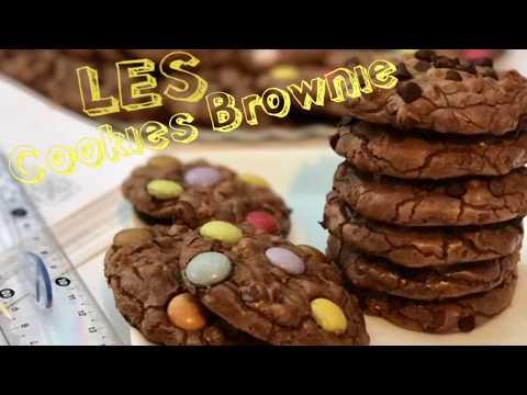 les-cookies-brownies-au-chocolat-/recette-inratable-et-super-facile