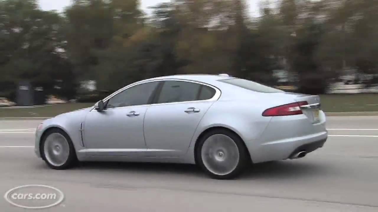 Elegant 2010 Jaguar XF