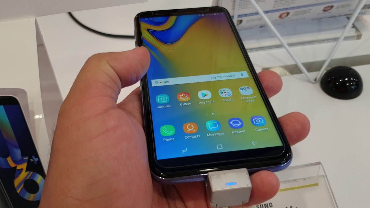 Samsung J6 Malaysia Harga Berbaloi Untuk Beli Youtube
