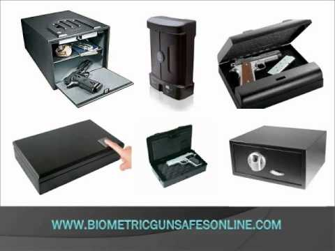 The best biometric gun safes for the home youtube