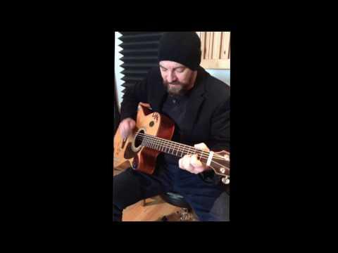 Everyday Slade acoustic cover Kev & Oscar Rees
