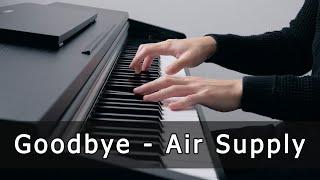 Goodbye - Air Supply (Piano Cover by Riyandi Kusuma)