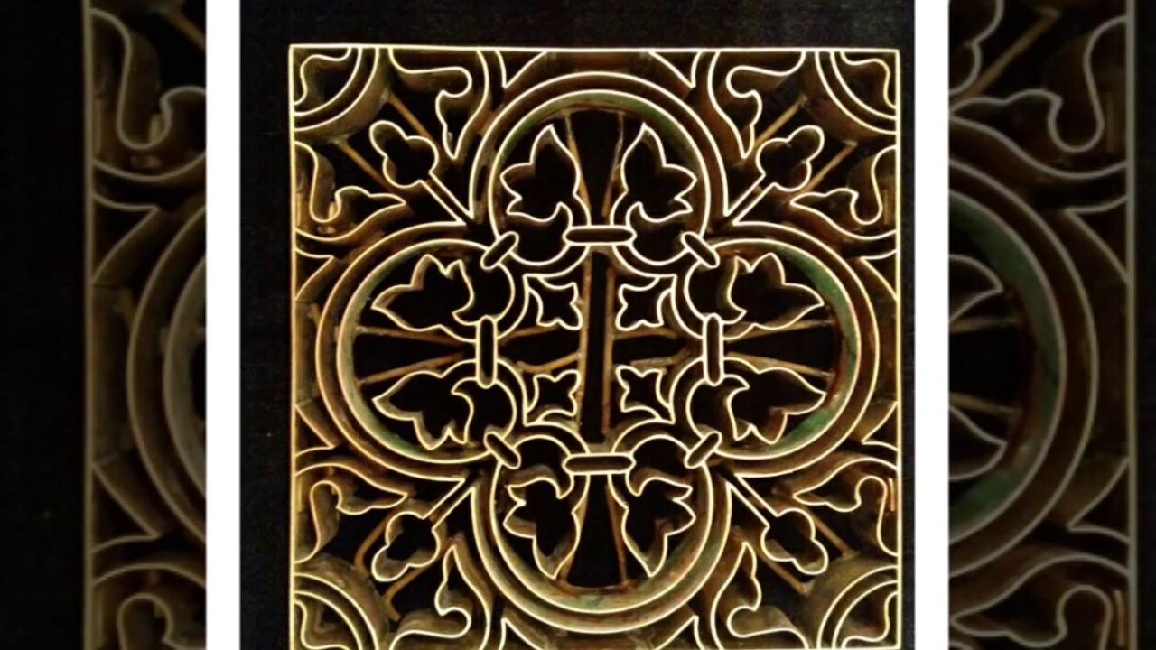 Ceramic tile molds art molds youtube ceramic tile molds art molds dailygadgetfo Gallery