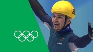Steven Bradbury - An Unbelievable Gold Medal Victory | Olympic Rewind