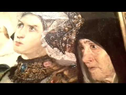 3TaoPaTiew: 14D in Norway, Ep17(D2) National Gallery, Oslo